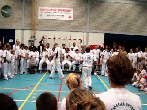 Batizado Batuque Capoeira 15 Anos: Professor Verminoso