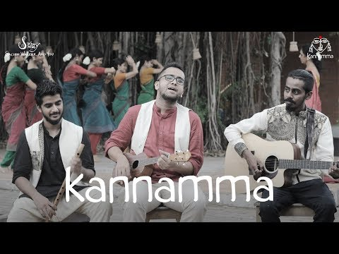 Sachin Warrier and You (Sway) - Kannamma | Official Music Video