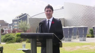 Prime Minister Justin Trudeau says countries that support Bashar Assad?s regime, like Russia and Iran, must be held partly accountable for last week?s chemical attack in Syria.