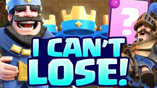 Clash Royale - The 'I CAN'T LOSE' Deck! - All-Purpose Deck!