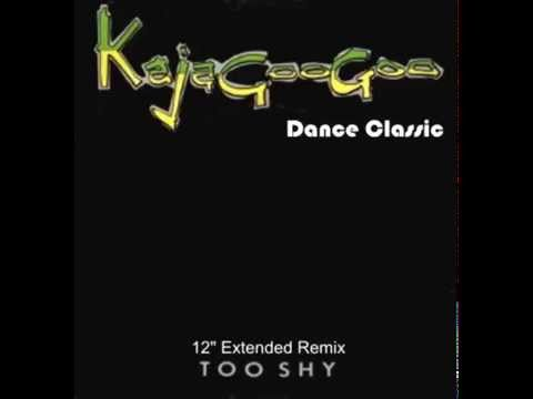 Kajagoogoo - Too Shy (12
