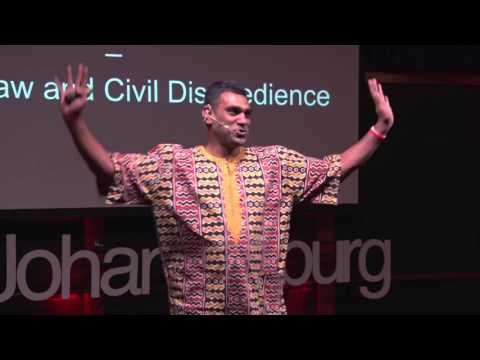 The world needs more civil disobedience, not less   Kumi Naidoo   TEDxJohannesburgSalon