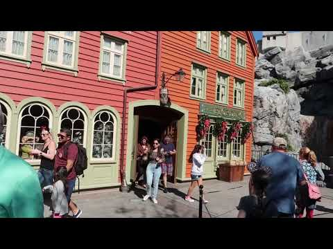 Norway Pavilion World Showcase at Epcot