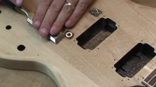 Gibson SG Standard Refinish: Strip