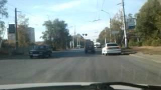 Девушка на велосипеде на встречке(поворачиваю, следя за авто со встречки. перевожу взгляд перед авто и... опачки! девушка без страха и упрека..., 2010-09-27T04:44:28.000Z)