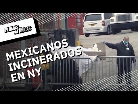Indígenas mexicanos muertos en Nueva York por Coronavirus serán incinerados