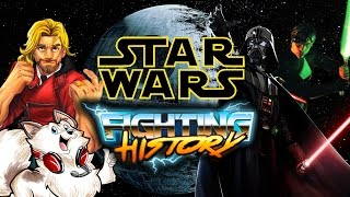 FIGHTING HISTORY: Star Wars - The Masters Of Teräs Käsi