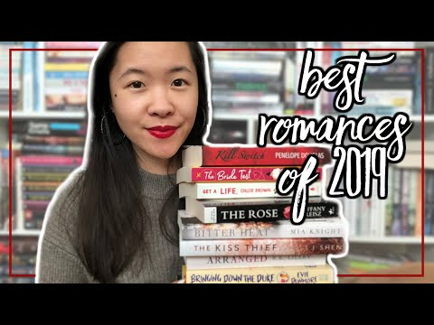 Best Romance Books of 2019