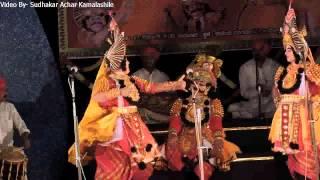 kannimane ganapathi bhat  Yakshagana Video  in LAVA KUSHA