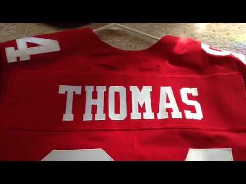 3956e392b37 New Nike Elite Vapor Untouchable Jersey San Francisco 49ers Review ...
