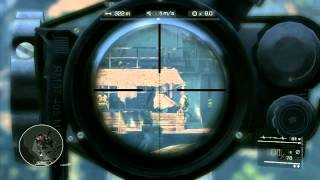 Sniper Ghost Warrior 2 - First 20 mins of gameplay