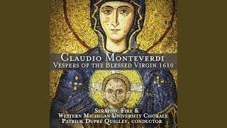 """Vespro della Beata Vergine, SV 206: Psalm 112, """"Laudate pueri dominum"""""""