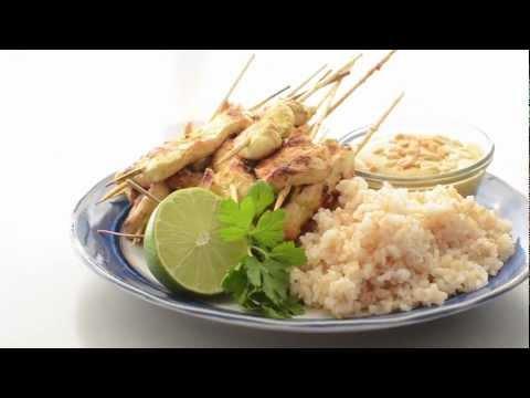 How to Make Authentic Thai-style Chicken Satay | Chicken Satay Recipe | Allrecipes.com
