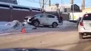 Авария на Бабарынка