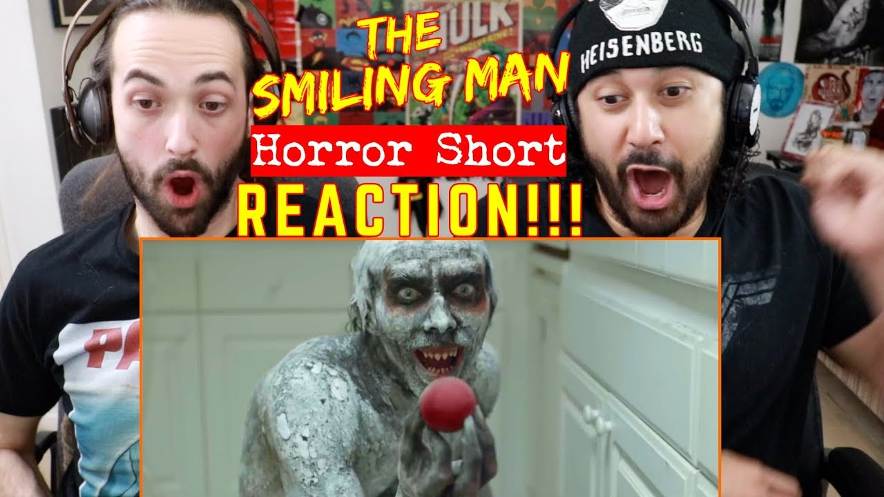 """Download Horror Short Film """"THE SMILING MAN""""   Presented by ALTER - REACTION!!!"""