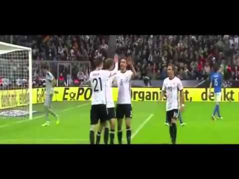 Germany vs Italy 4-1 All Goals & Highlights 29-03-2016