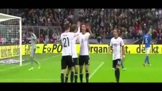 Germany vs Italy 4-1 All Goals & Highlights 29-03-2016