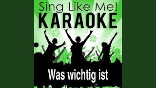 Völlig vernetzt (Karaoke Version)
