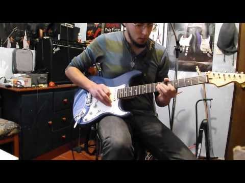 The Impossible 2.0 (Mike Dawes) Nolly solo cover by Eduardo Castro