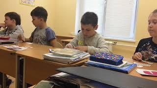 Разговор детей 8 лет спустя 9 месяцев обучения