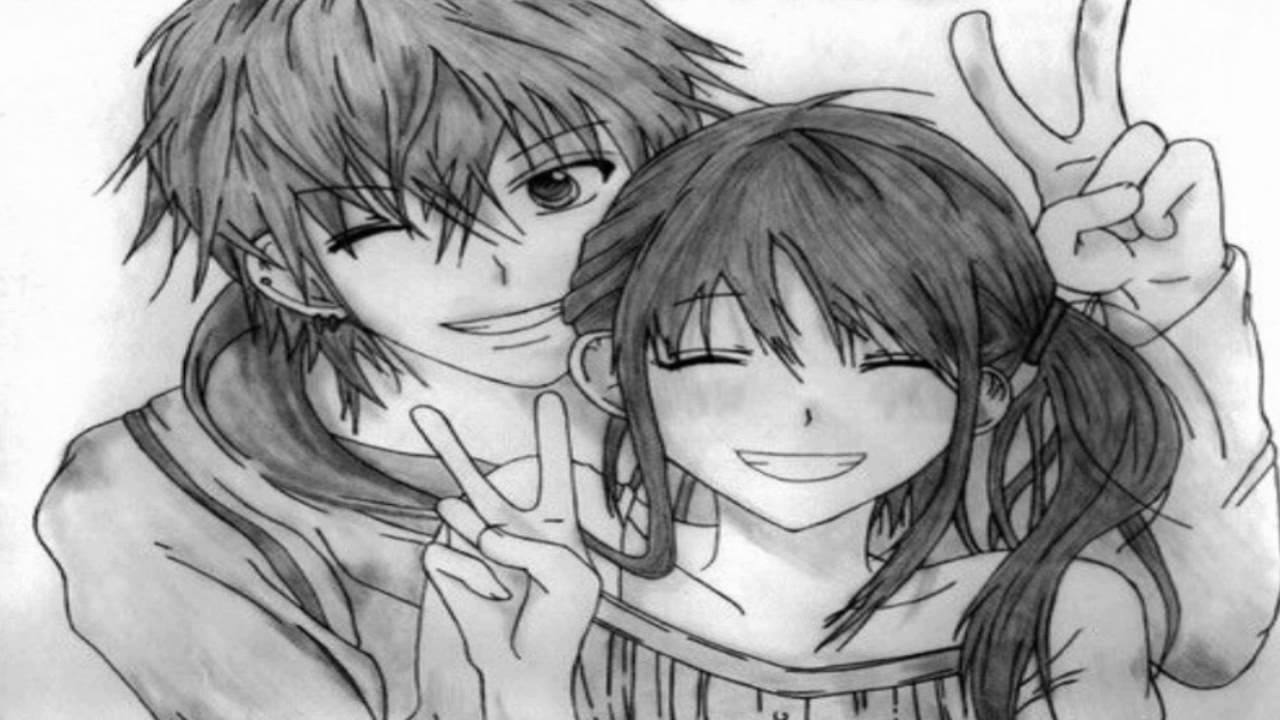 Dibujos Para Colorear De Mejores Amigas Anime Imagesacolorierwebsite
