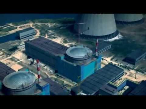 Kalinin nuclear power plant, Russia