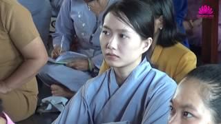 Trả lời câu hỏi Khóa Thiền Từ Tân ngày 20/8/2017 - TT. Thích Chân Quang