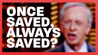 Once Saved, Always Saved? | Ep. 2 - Answering The Error