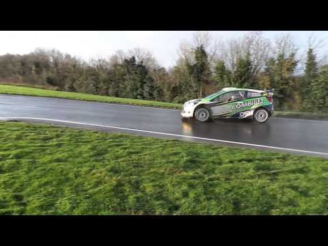 WRC Super Special Stages At Rally School Ireland