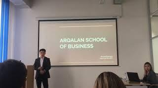 Первые мысли открытия профессиональной школы ARQALAN