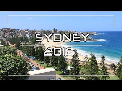 Visiting Wollongong & Sydney