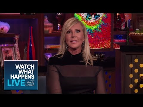 Why Can't Vicki Gunvalson Be The Bigger Person? | WWHL