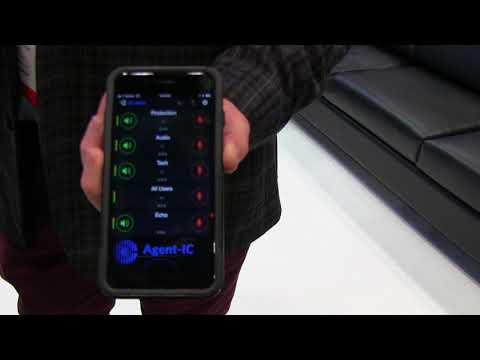 Clear Com LQ Series Agent IC Mobile Intercom Client