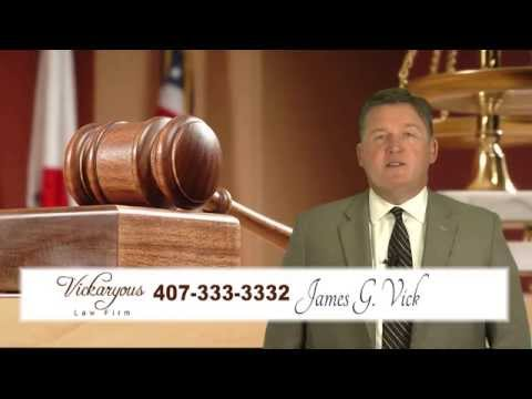 """""""Contingency"""" Vickaryous Law Firm, Lake Mary, Florida"""