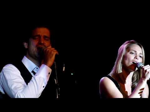 Alain Cordier et Joy Esther en duo à la Scène Bastille le 26/05/09