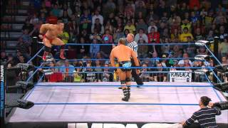 Rob Terry vs. Jesse Godderz - April 25, 2013