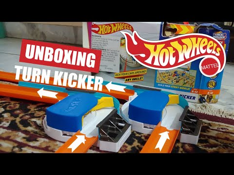 Hot Wheels - Turn Kicker: Unboxing & Review -  Part 2