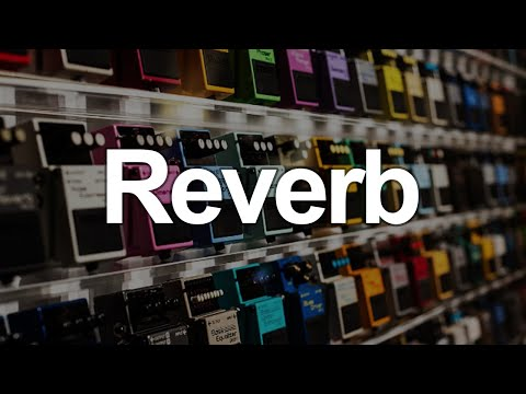 Guitarra com Reverb, como é o som?