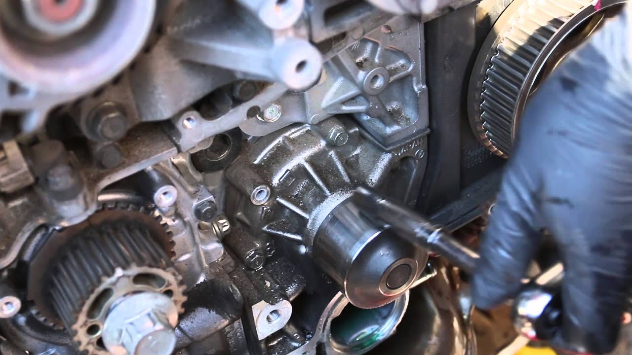 timing belt replacement subaru impreza [ 1280 x 720 Pixel ]