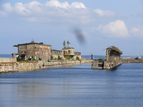 База по размагничиванию подводных лодок,Эстония/Military Base on the demagnetization submarines
