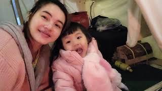 단풍숲캠핑장 재미있는 가족 แคมป์ปิ้งที่ยงอ…