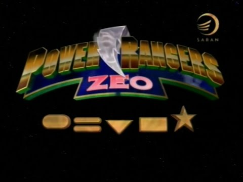 Power Rangers Zeo Season 4   Theme
