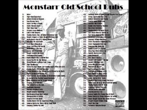 Monstarr Old School Dubs