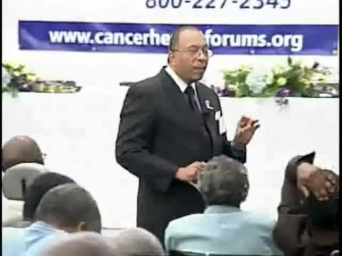 Motivational Speaker Ed Sykes Speaking at American Cancer Society