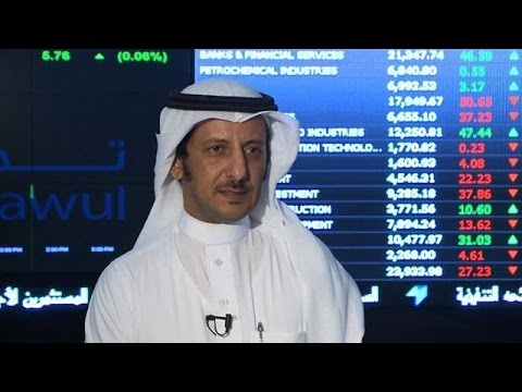Saudi Arabian stock exchange opens to foreigners
