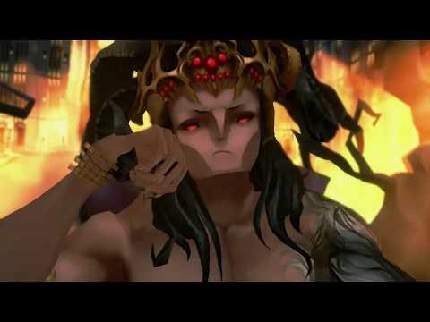 Final Fantasy 15 Pocket Edition Boss Ifrit
