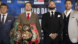 Alexander Usyk vs. Tony Bellew: For All The Marbles
