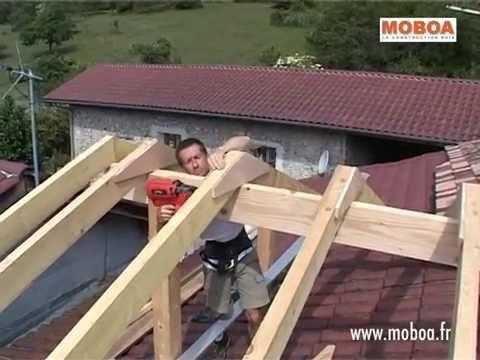 construction d une charpente bois bbc samse