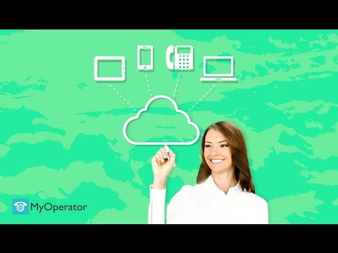 MyOperator manages your business calls | virtual IVR | hosted PBX | toll free numbers