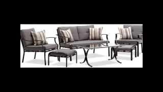 Strathwood Basics 6 Piece All Weather Furniture Set